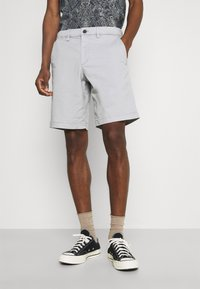 GAP - IN SOLID - Shorts - antique pewter - 0