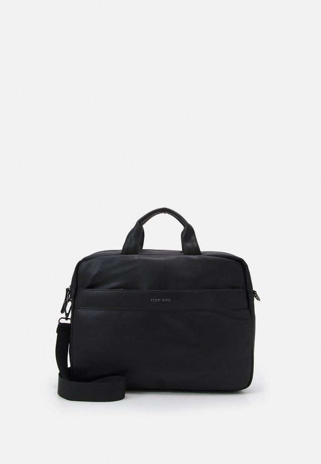 UNISEX - Laptop bag - black