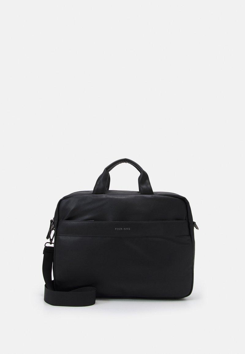 Pier One - UNISEX - Taška na laptop - black