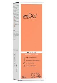 weDo/ Professional - NATURAL OIL - Hair treatment - - - 1