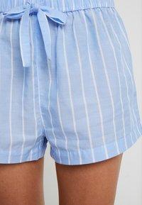 Anna Field - STRIPE SHORT SET - Pyžamová sada - blue - 5