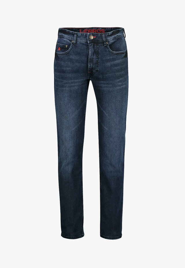 ARUN - Relaxed fit jeans - navy