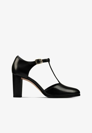 KAYLIN85 - Zapatos altos - black leather