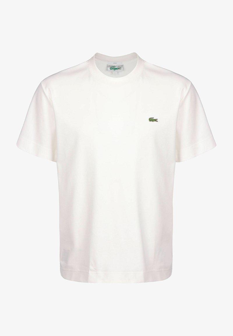 Lacoste - Basic T-shirt - flour