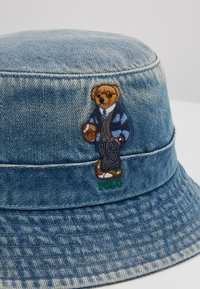 Polo Ralph Lauren - BUCKET HAT BEAR - Hatt - light blue - 6