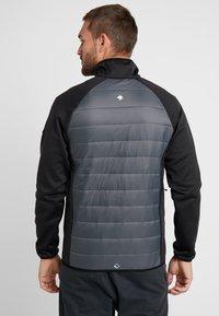 Regatta - BESTLA HYBRID - Outdoor jacket - black/magnet - 2
