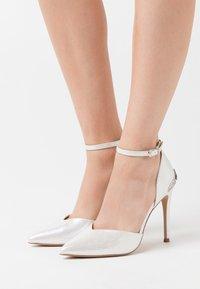 Lulipa London - JOLENE - High heels - white - 0