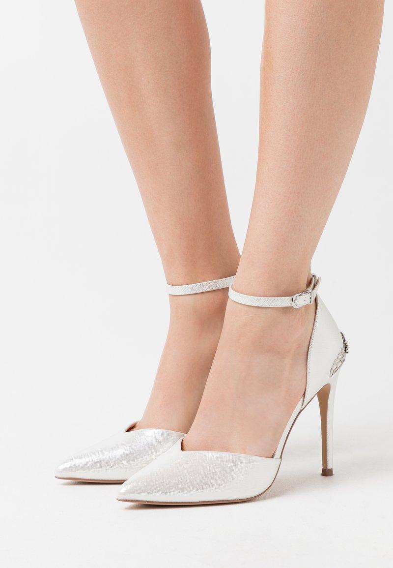 Lulipa London - JOLENE - High heels - white
