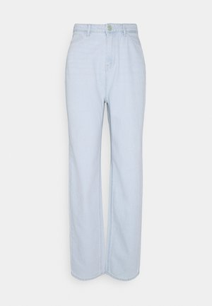 NMBROOKE SLIM - Relaxed fit jeans - light blue denim
