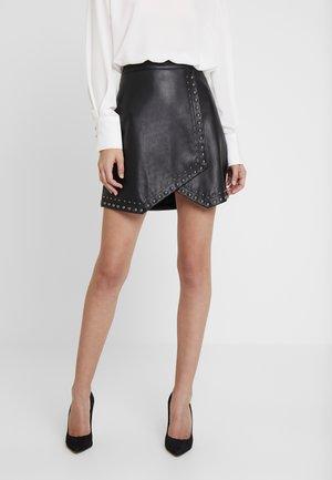 TRICIA SKIRT - A-line skirt - jet black