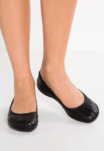 RIGHT NINA - Ballet pumps - black