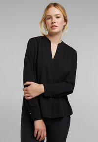 Esprit Collection - Long sleeved top - black - 0