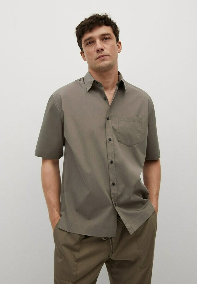 Shirt - gris visón