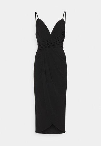 VIALYSSUM SINGLET DRESS - Jerseyjurk - black