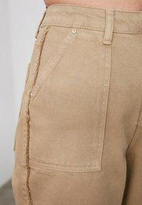 Trendyol - Trousers - brown - 5
