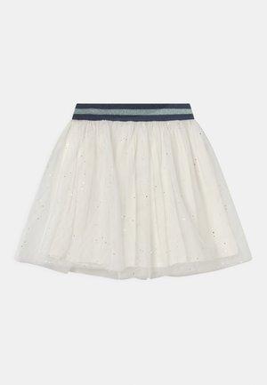 A-line skirt - golden