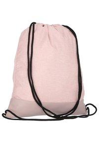Bench - CLASSIC  - Drawstring sports bag - altrosa - 1