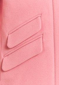 J.CREW - Klasický kabát - pale blush - 2