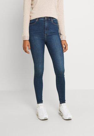 MOXY - Jeans Skinny Fit - hurricane dark blue