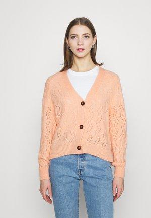 ONLNORAH - Cardigan - peach