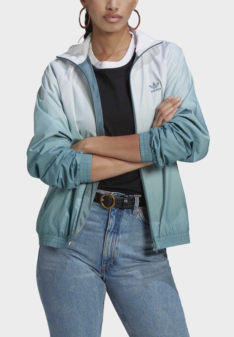 adidas Originals - Light jacket - white