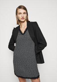MAX&Co. - COSTANZA - Cocktail dress / Party dress - medium grey - 3