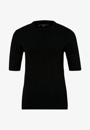 MIT RAFFINIERTEN DETAILS - Blouse - black