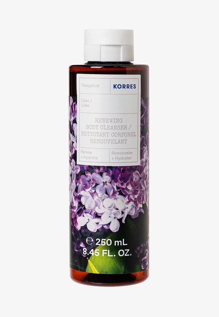 Korres - LILAC REVITALIZING SHOWER GEL - Shower gel - -