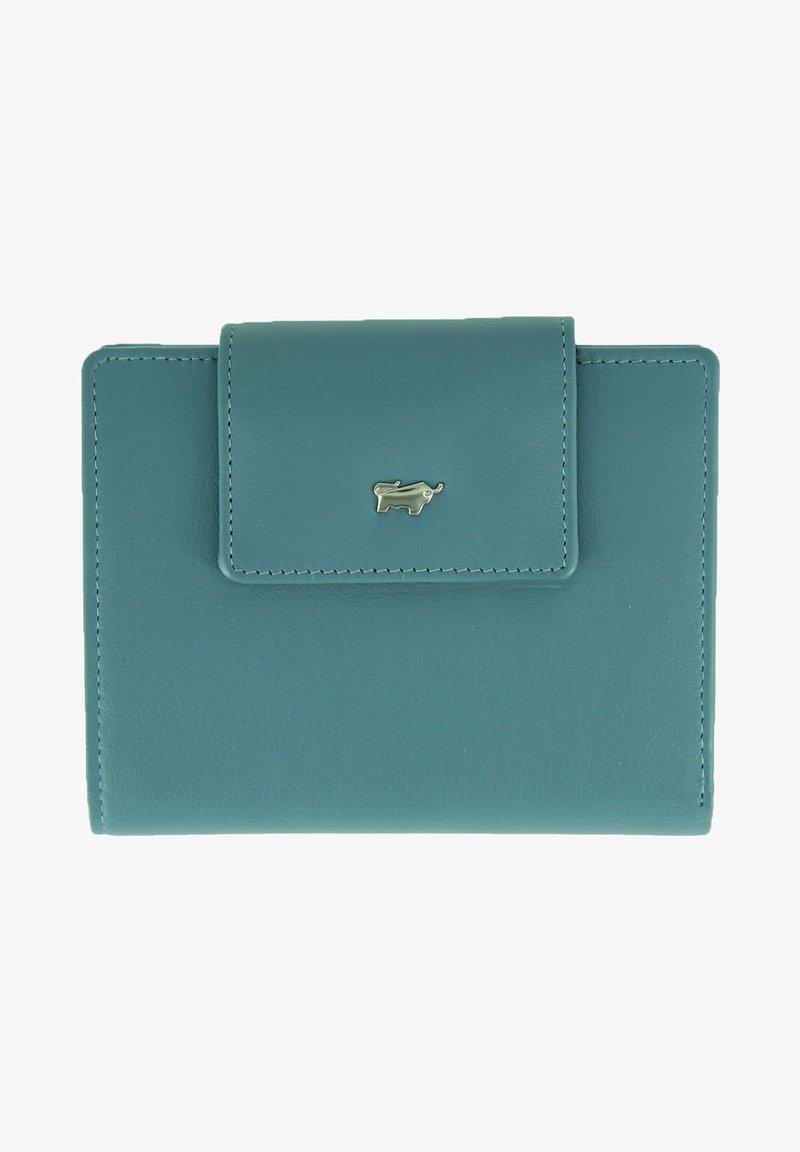 Braun Büffel - MIAMI  - Wallet - blue