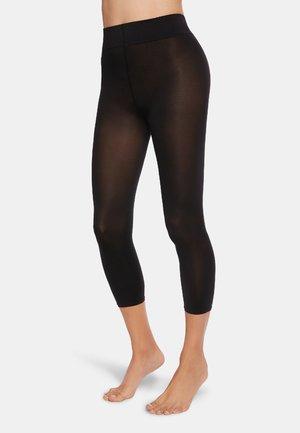 VELVET - Leggings - Trousers - black