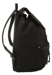 Sandqvist - ROALD GROUND - Rucksack - black - 3
