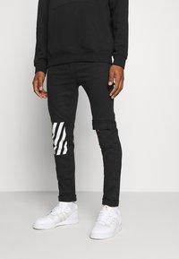 274 - BENSON JEAN - Jeans slim fit - black - 0