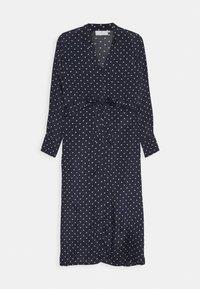 KAANNY DRESS - Shirt dress - midnight marine