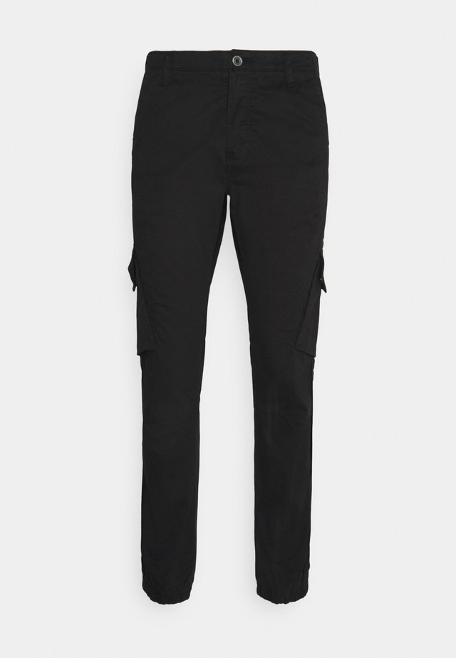BATTLE - DELETION LIST - Cargo trousers - noir