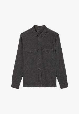 Shirt - multi/graphite grey melange