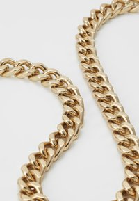 Wild For The Weekend - HEAVY HIT NECKLACE - Collana - antique gold-coloured - 2