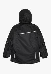 CMP - BOY JACKET FIX HOOD - Ski jacket - antracite - 1