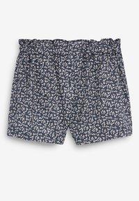 Next - SET - Shorts - dark blue - 4