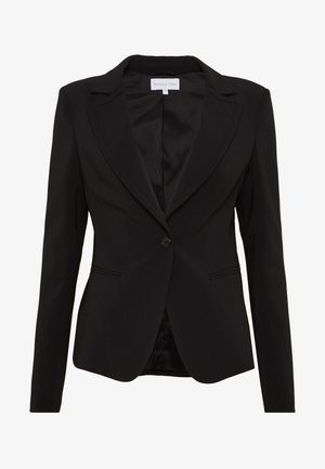 HIGH FIT - Blazer - nero