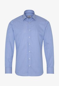 Eterna - SLIM FIT - Formal shirt - hellblau/weiß - 3