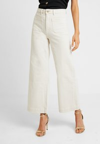 Rolla's - SAILOR - Flared jeans - cream - 0