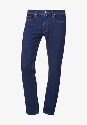 FLEX - Jean droit - rinsed denim