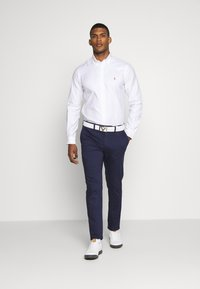 Polo Ralph Lauren Golf - LONG SLEEVE  - Camicia - white
