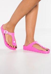 Birkenstock - GIZEH - Pool shoes - pink - 0
