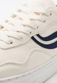 Genesis - SOLEY UNISEX  - Sneakers basse - white/navy/wine - 6