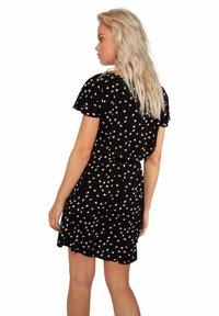 Protest - UNNA - Shirt dress - true black - 4