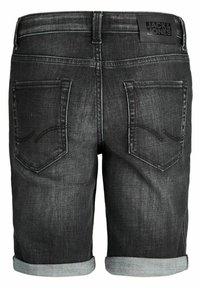 Jack & Jones Junior - Denim shorts - blue denim - 1
