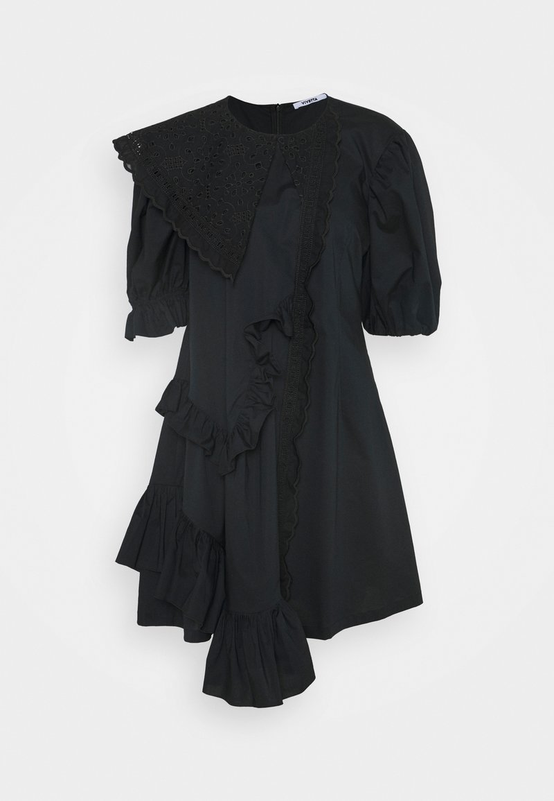 Vivetta - DRESS - Cocktail dress / Party dress - black