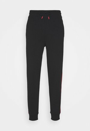DOAKY - Trainingsbroek - black