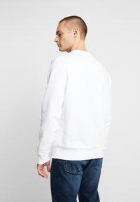 GAP - CREW - Sweatshirt - white global - 2